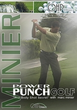 Power Punch Golf Instructional DVD