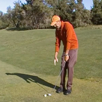 Tight Lie Chip Shot